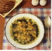 суп из лопуха