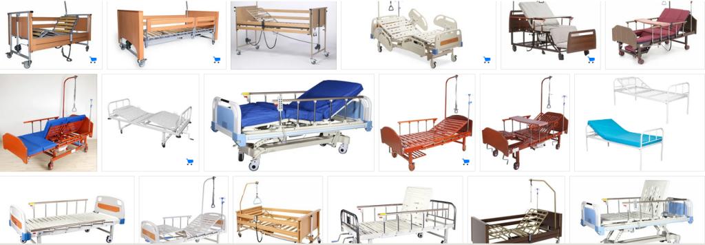 Как выбрать медицинскую кровать среди множества моделей